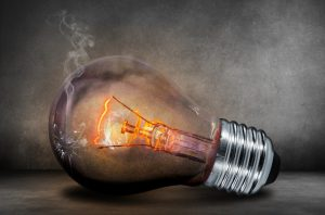 Spoilted Light Bulb